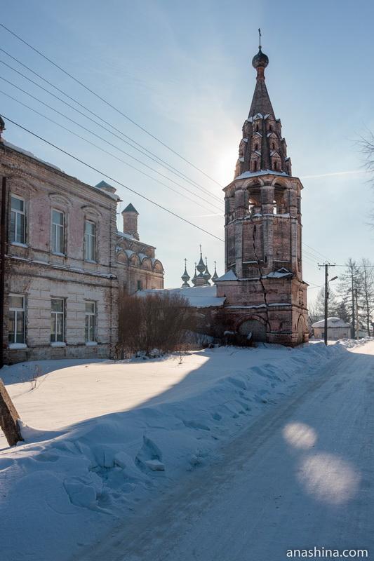 Комплекс Воскресенского монастыря, Солигалич