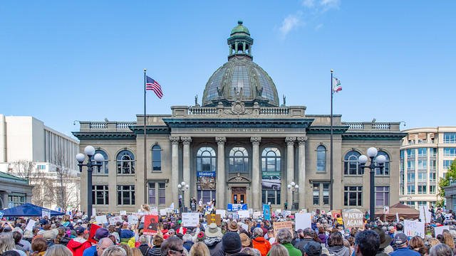 March For Our Lives, Redwood City