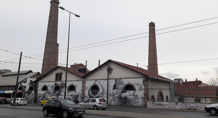 Leuke wijken in Athene: Gazi | Mooistestedentrips.nl