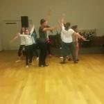 Video «Let's Dance» mit Daniela Lai