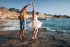 Crete lovestory photoshoot