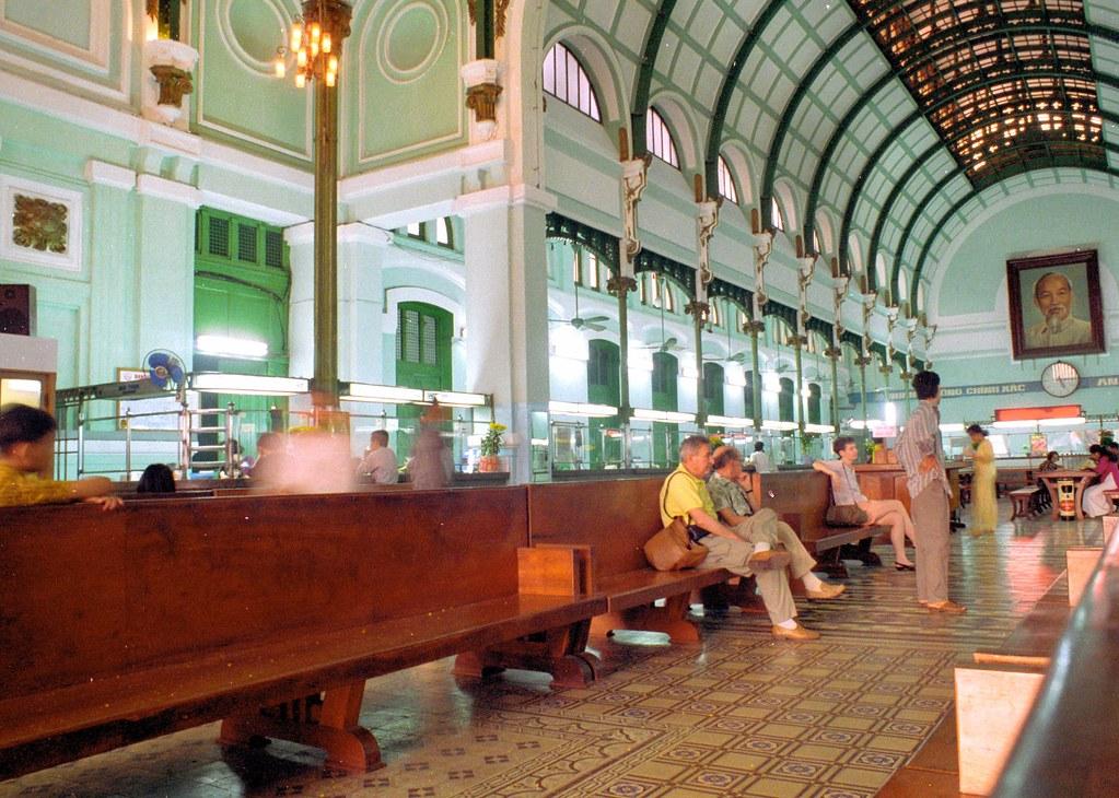 viet_sud_064 : la Poste centrale @ Saigon, Vietnam