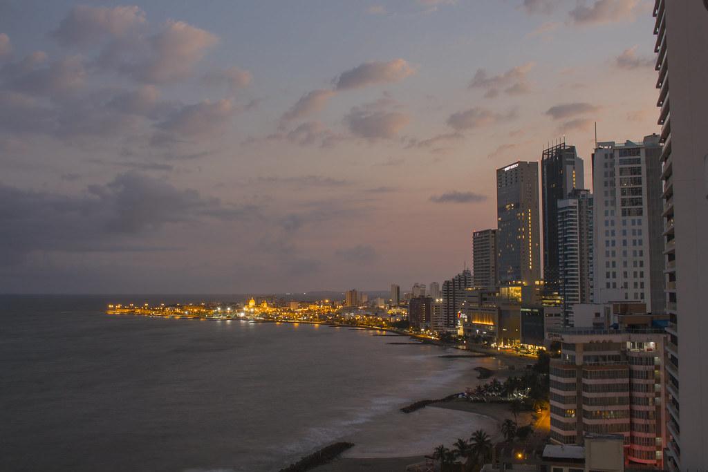 City of Lights - Cartagena, Colombia   Hugo Tello   Flickr
