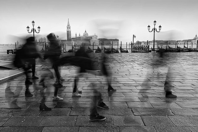 Venice - A Moment in Time II