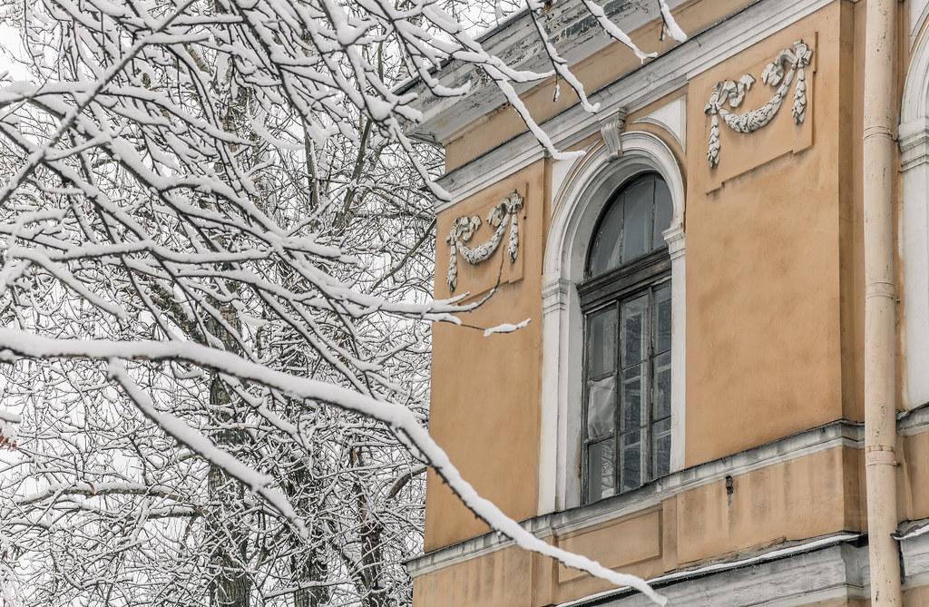 20 марта 2018, Передача здания библиотеки Духовной Академии / 20 March 2018, Transfer of the library building of the Theological Academy