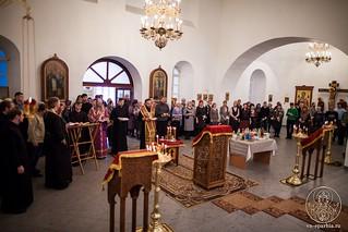 Соборование в Спасском соборе 140