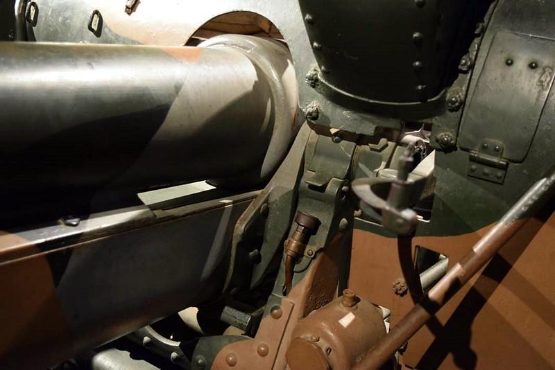 British 4.5 QF Howitzer 7