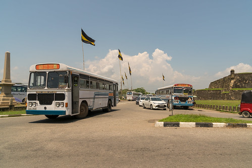 Busses Near the Central Bus Stand | by seghal1