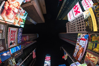 Times Square Fisheye | by nan palmero