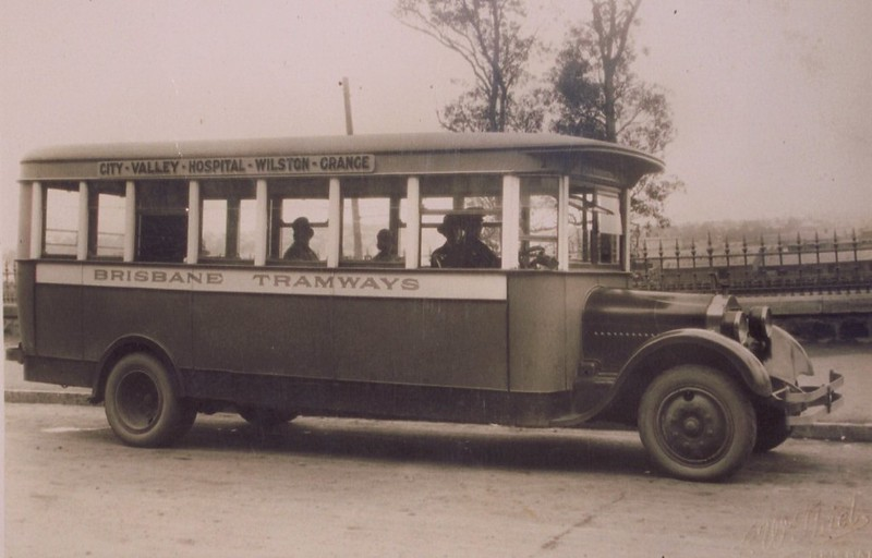 Brisbane's proud bus history