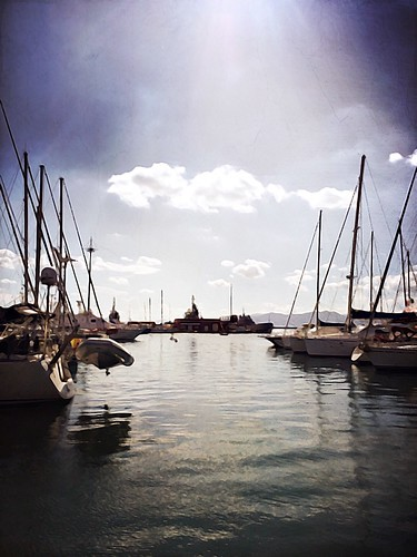 Cagliari, Port | Giulia Baita | Flickr