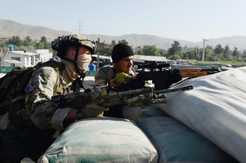 Norwegian Special Forces Kabul Airport Attack