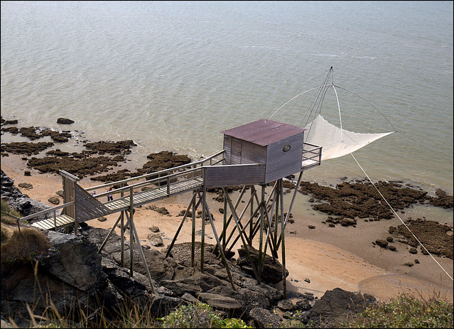 Traditional Fishing Hut