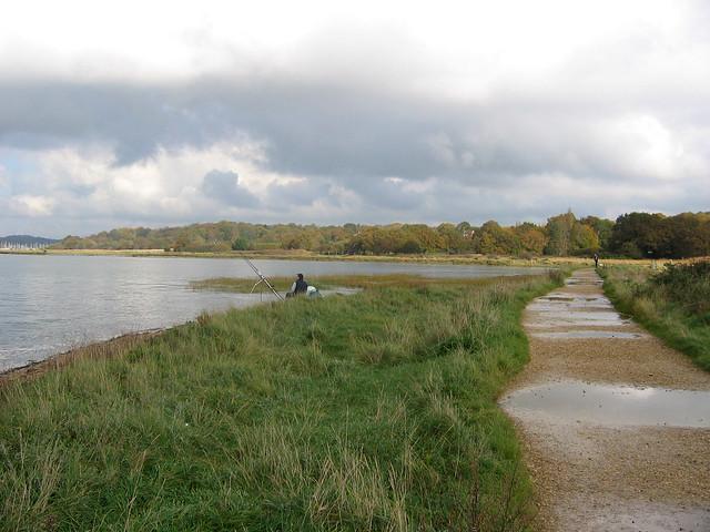 The River Hamble at Warsash