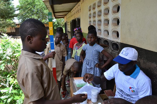On the Road to Eliminating Neglected Tropical Diseases in Cote d'Ivoire | by USAID Africa