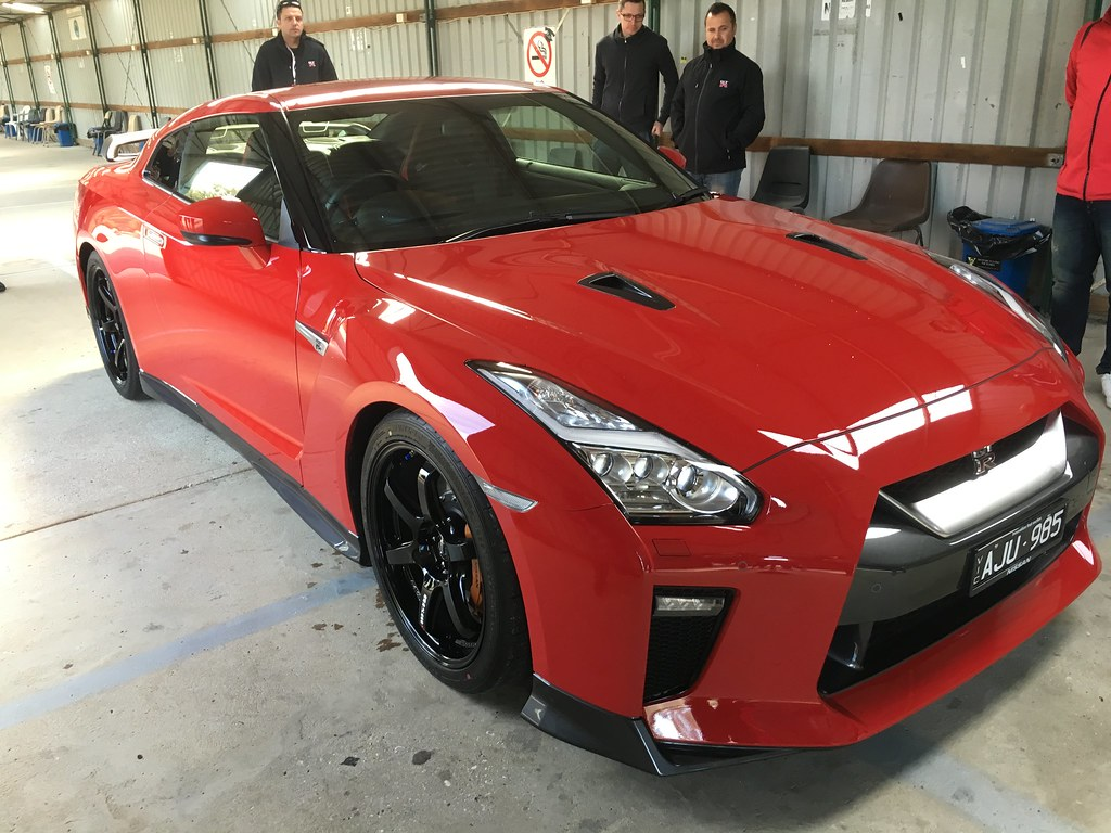 2017 Nissan Gt R Track Edition The 2017 Nissan Gt R At Mel