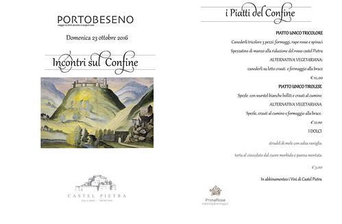 INCONTRI SUL CONFINE   by PORTOBESENO