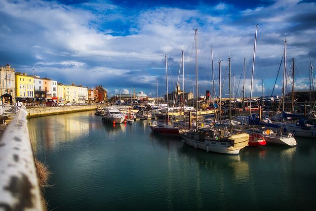 Ramsgate reflections