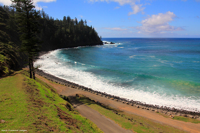 Ball Bay, Norfolk Island