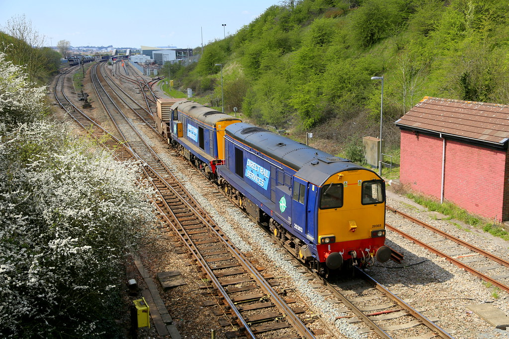 20303 & 20301 Bristol Parkway by Buddy H.