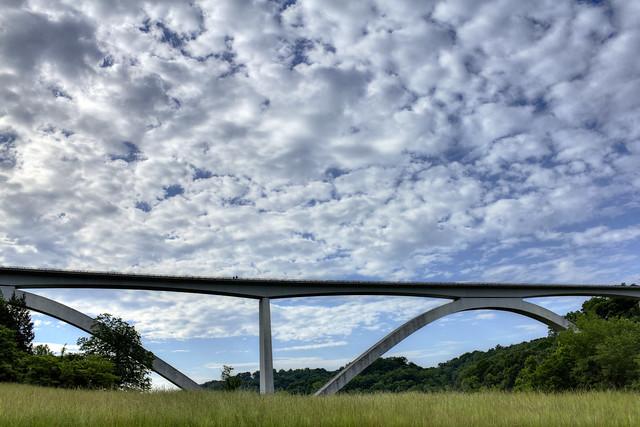 Natchez Trace Parkway Bridge, Williamson Co, TN