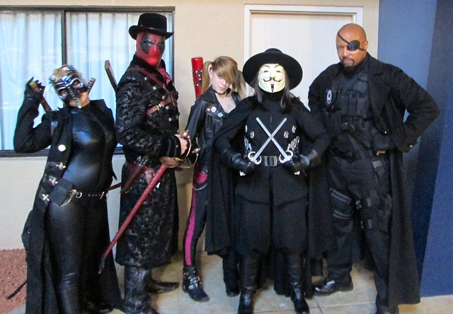 2014 Albany Comicon Cosplay