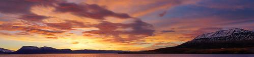sunrise landscape iceland sony rx1 sonyrx1