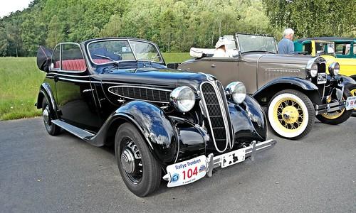 1939 BMW 321 | Sunrocker | Flickr