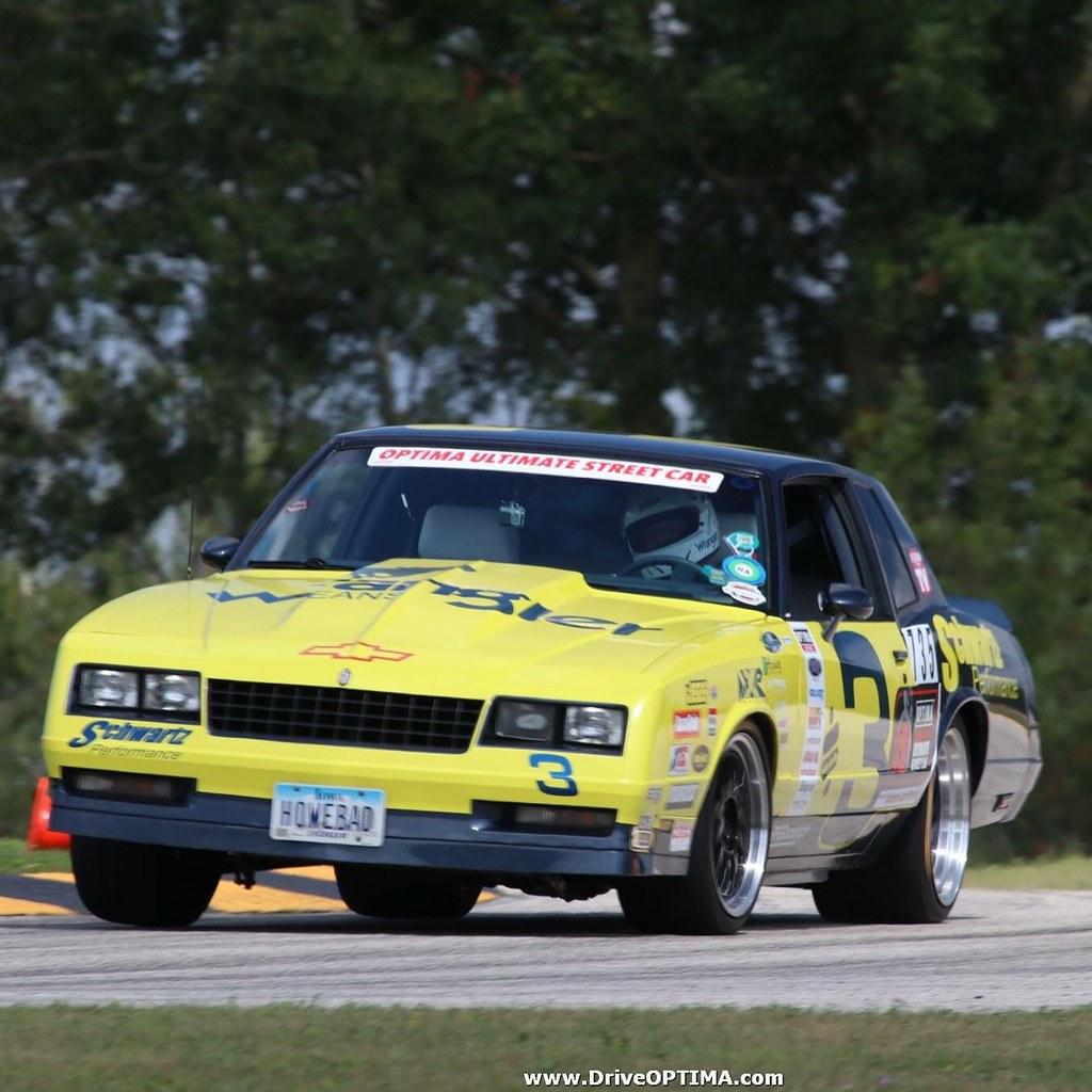 1978–1988 G-Body, Regal, Monte Carlo Chassis - Schwartz Performance
