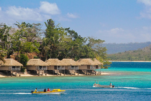 A Port Vila Resort
