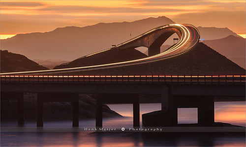 The Atlantic Ocean Road - Norway | by ~ Floydian ~