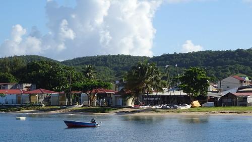 sky panorama water landscape island boat case caribbean isle guadeloupe antilles panoramique île caraïbes créole frenchwestindies mariegalante antillais antillesfrançaises