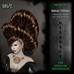 Hair Fair 2016 - The Stringer Mausoleum - Haute