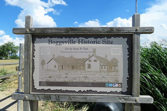 Boggsville on the Santa Fe Trail