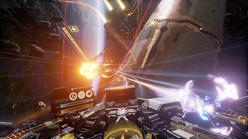 EVE Valkyrie | by PlayStation Europe