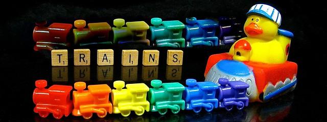 HMM- trains