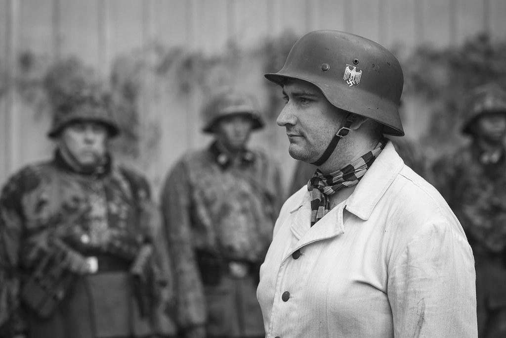 World War II Reenactment - 2016 | SauceyJack | Flickr