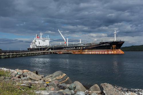 Tanker Gotland Sofia