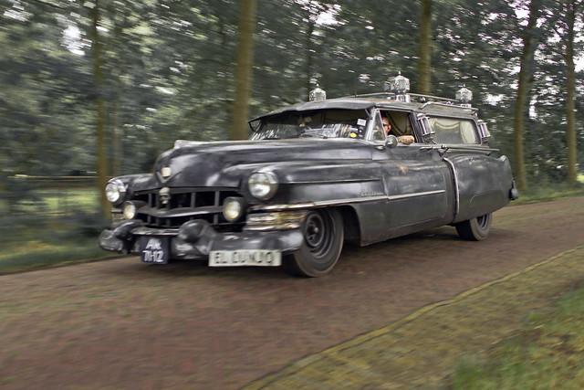 Cadillac Series 62 6237D Hearse 1952 (4339)