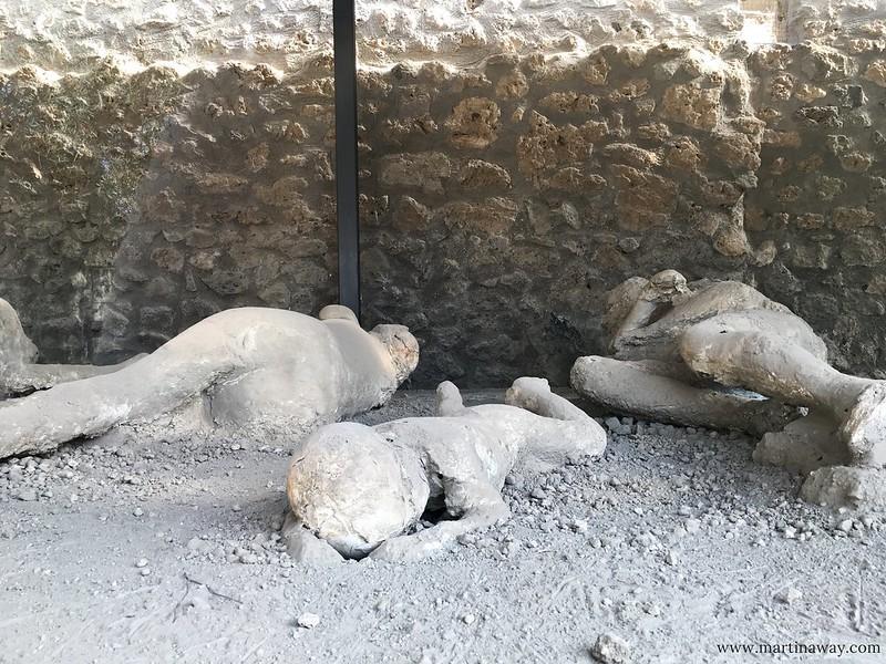 Scavi di Pompei, Orto dei Fuggiaschi