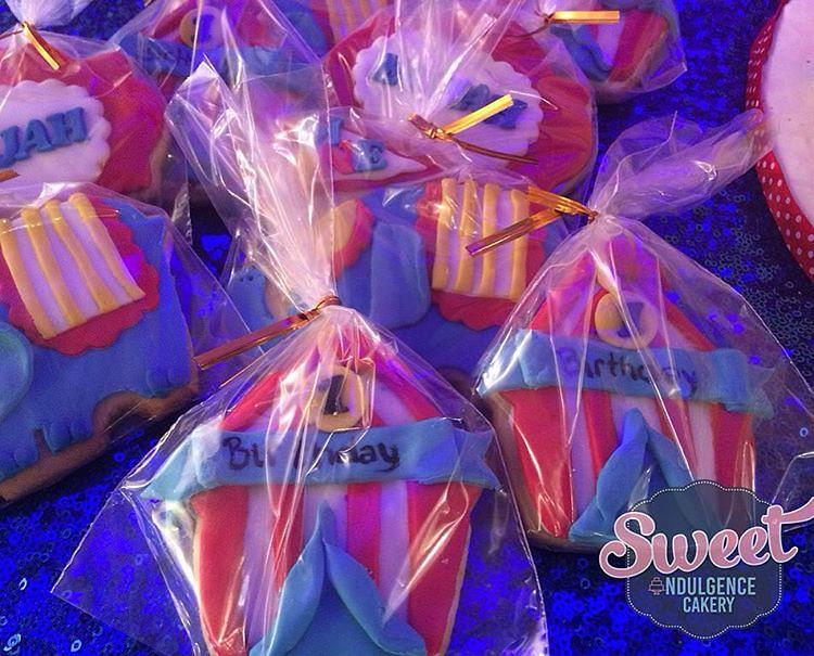 Fisher Price 1st Birthday Circus Cookies Sweetindulgenc Flickr