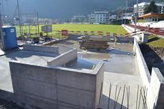 Neubau Clubhaus