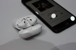 New Apple AirPods with iPhone 7 | by pestoverde