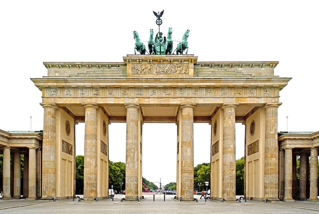 Image result for Brandenburg Gate