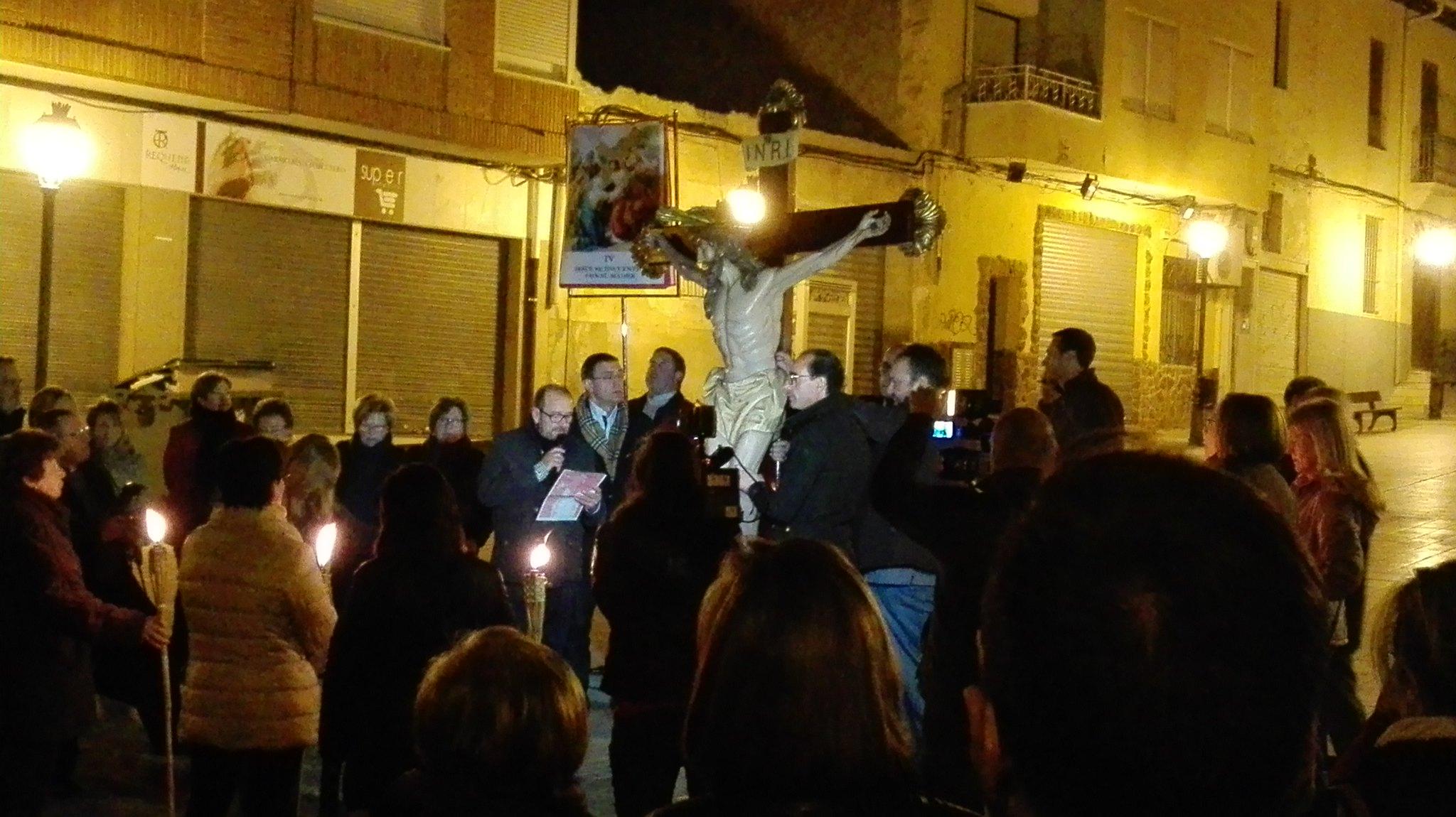 (2016-03-18) - VII Vía Crucis nocturno - Javier Romero Ripoll (004)