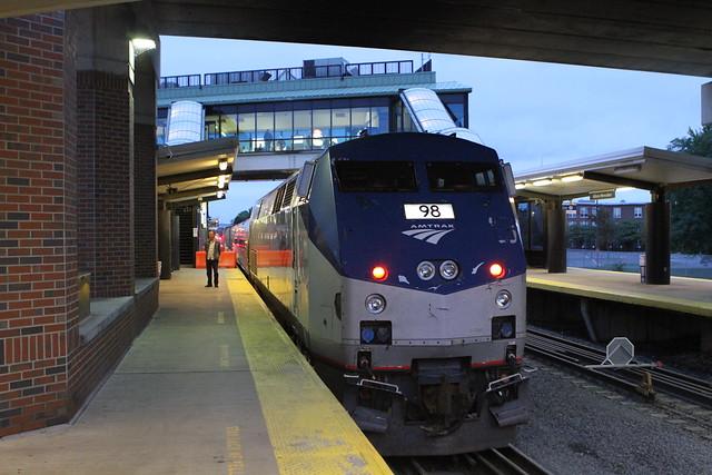 Albany, NY Amtrak