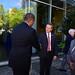 US Secretary of Transportation visits CU-ICAR
