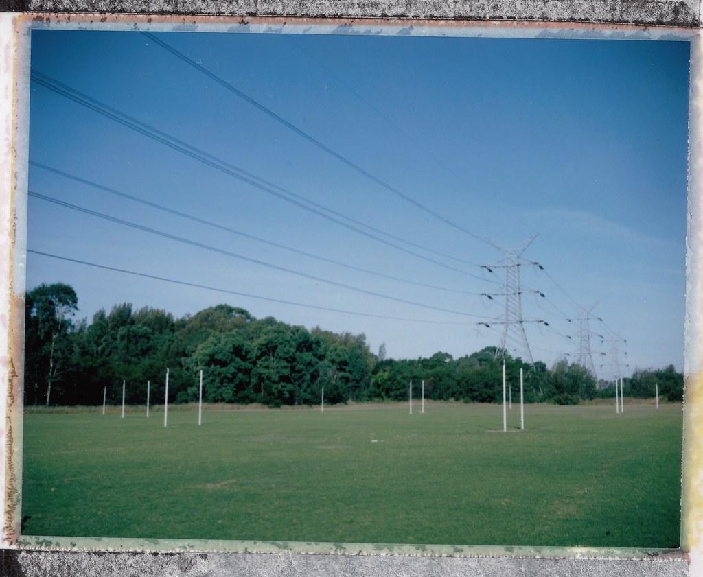 Netball - Whalan, NSW.