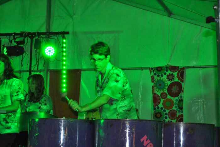 Steelbandfestival am 23. Juli 2011 in Cudrefin