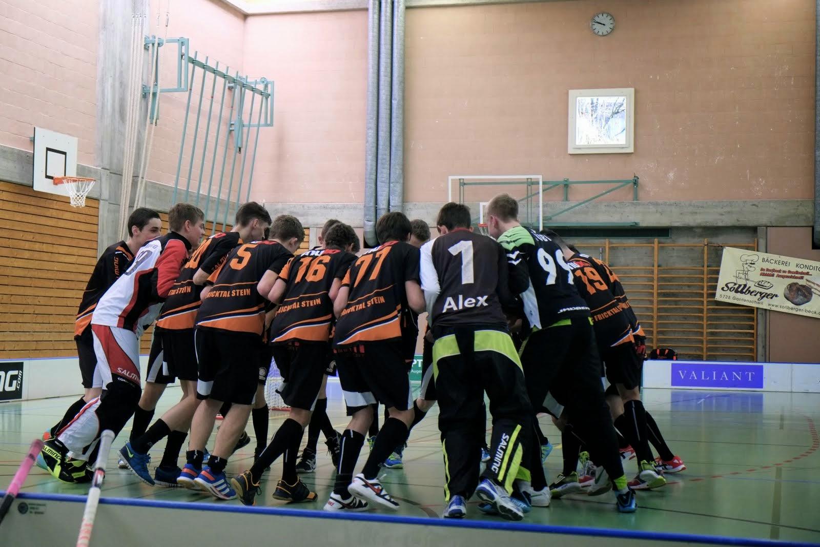 U18 (4. Meisterschaftsrunde - 2014/2015)